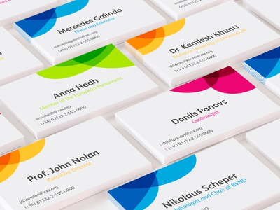 Business Cards | European Diabetes Forum