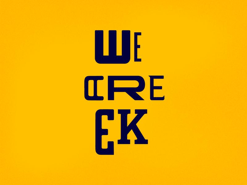Logo | We Are EK football team scottish football football stories crest mark east kilbride scottish scotland glasgow local community typeface type typographic logo fonts typography logo design illustration