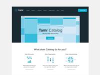 Tamr Catalog