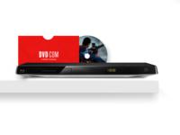 Netflix - DVD Landing Page - BlueRay