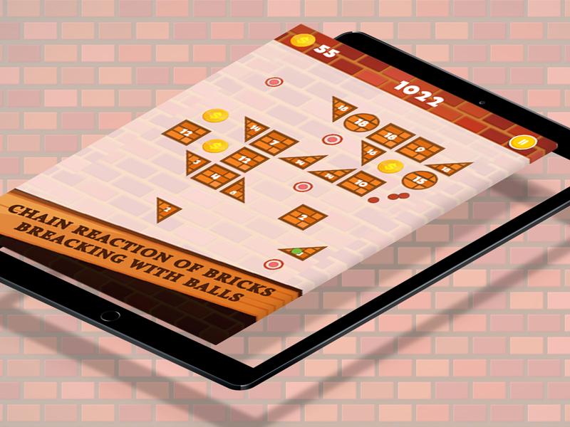Play area screen material design dribble dribble shot homescreen game app gamedesign daily 100 dailyui