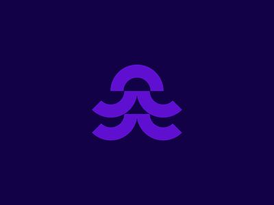 Medusa squid app abstract art emoji icons logo abstract vector animal icon tech technology geometric branding industrial crypto minimalist minimal medusa jellyfish