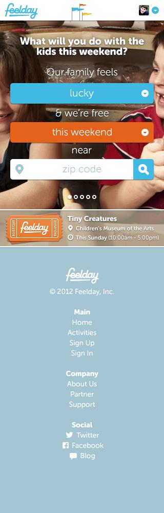 Feelday mobile home v2