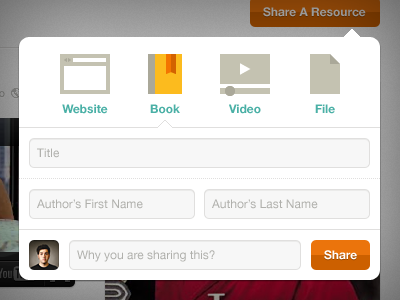 Share resource