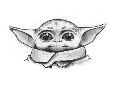 The Child mandalorian star wars child yoda baby