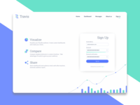 Sign Up Page | Daily UI #001
