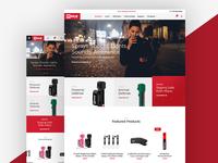 Mace Homepage