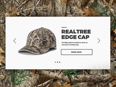 Realtree Shop Concept