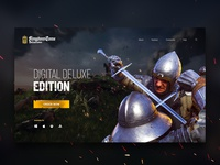 ⚜️ Kingdom Come Deliverance redesign concept