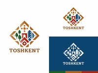 For the contest on the coat of arms of the city of Tashkent