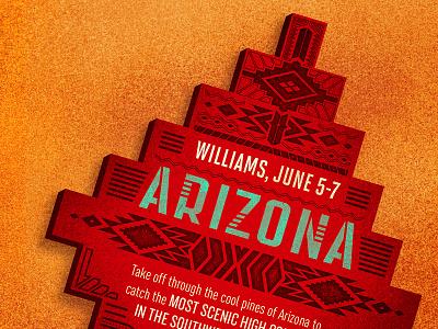 Arizona Rally southwest native postcard rally arizona