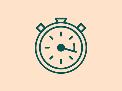 Bizz Ux — Sprint timer circle triangle square icon