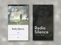 Daily UI #009 – Music Player