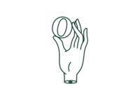 Odly Hand Illustration