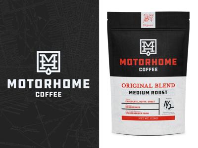 Motorhome Coffee Mockup