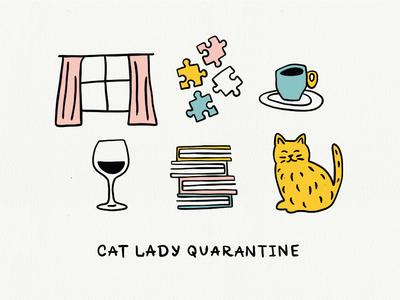 Cat Lady Quarantine