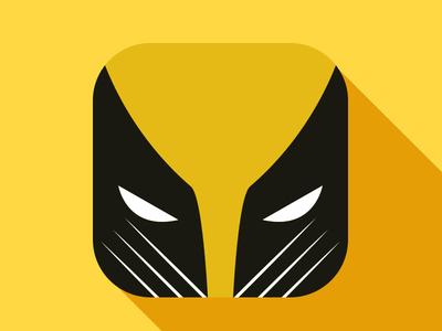 Superheroes icons Vol.1. Wolverine