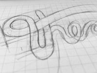 Lettering W.I.P