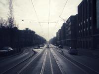 Amsterdam road.