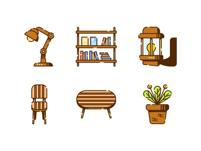 Furniture set 1