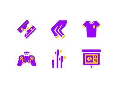 Designer icon set 2