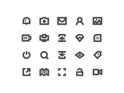 Cute & Minimalist UI Icon