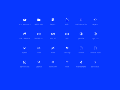 icons set ❄️ download layout add filter search calendar icon set video set icon icons