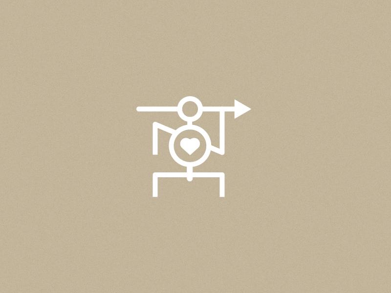 Vinyl store vinyl illustration design branding vector logo art