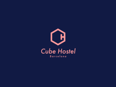 Cube Hostel logo