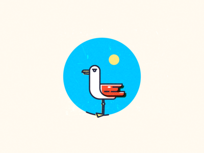 Seagull - summer collection