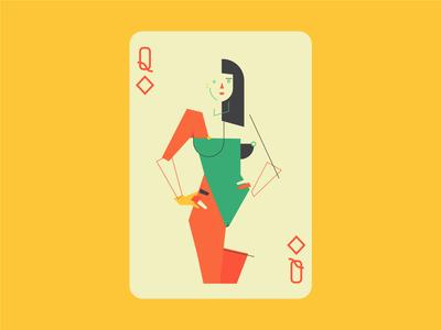 Queen Tiles