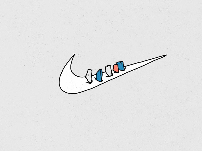 Nike, eat your enemies!!!