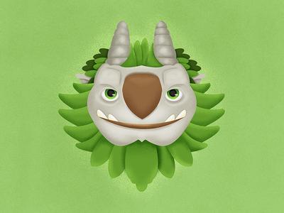 Trollhunters practice troll character dreamworks toro del guillermo illustration trollhunters