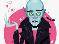 I'm all out of love, I'm so Nosferatu