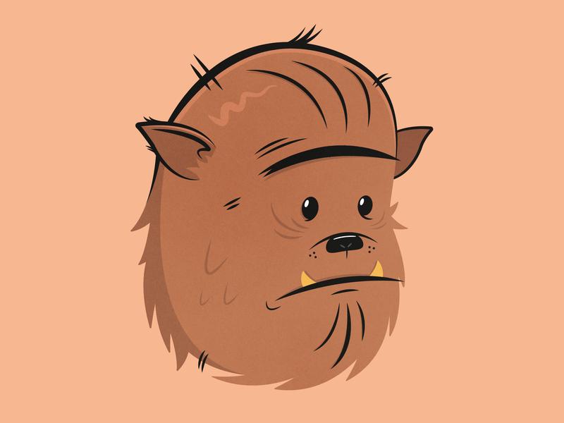 Wolfman illustrator monster werewolf wolf horror newcastle character vector illustration