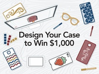Enter our Make Your Case contest to win $1,000