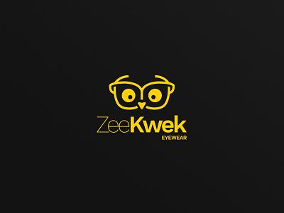 ZeeKwek Eyewear myanmar branding zeekwek pixellionmm