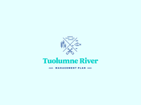 Tuolumne River Management Plan Branding