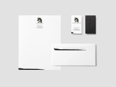 Stallion Consulting Stationery
