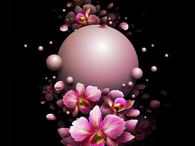 Flower Bombs 2 design illustration bombs flowers