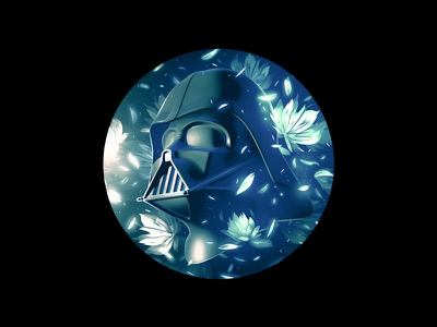 Sith Lord darth vader design digital art illustration starwars