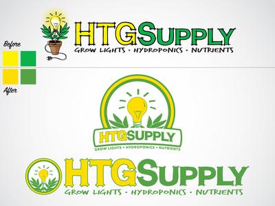 HTG Supply Rebrand