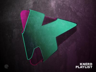 Knerd Playlist Rebrand (color)