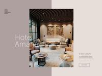 HOTEL AMANA WEB