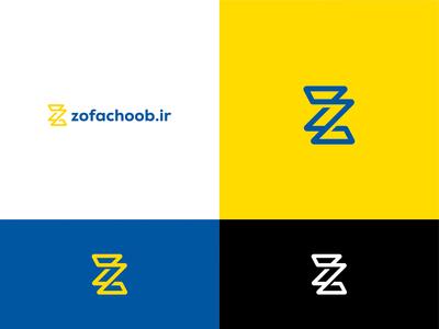 "z logo design for ""zofachoob"" decoration"