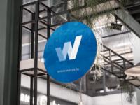 W - The Logo