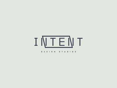 INTENT DESIGN STUDIOS intent design studios custom type identity typography branding logo