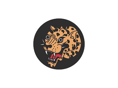 Jaguar from kanazawa animal mark logo tiger jaguar