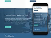 WIP Site Design