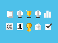 Award Icons 2